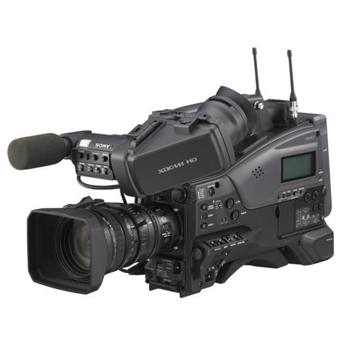 03 SONY PDW 700 - VIDEOCAMERA SONY PDW 700 HD EF-MOUNT