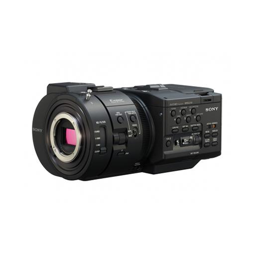 RC 01 Sony NEX FS700 - CINEMA CAMERA SONY NEX-FS700E 4K E-MOUNT
