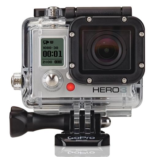 RC 16 GoPro Hero 3 Black edition wi fi - ACTION CAMERA GOPRO HERO 3+ 4K