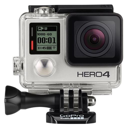 RC 17 GoPro Hero 4 Black edition - ACTION CAMERA GOPRO HERO 4 4K
