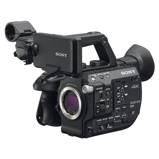 RC 23 SONY PXW FS5 - CINEMA CAMERA SONY PXW-FS5 4K FF E-MOUNT