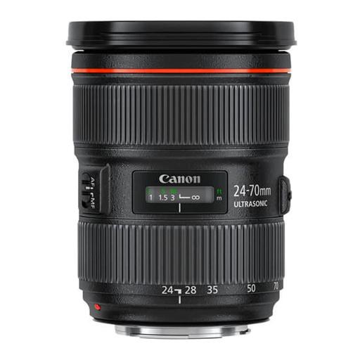 RO 01.2 CANON EF 24 70 – f 2.8 L USM - OTTICA FOTOGRAFICA EF CANON 24-70mm – f/2.8 L USM FF