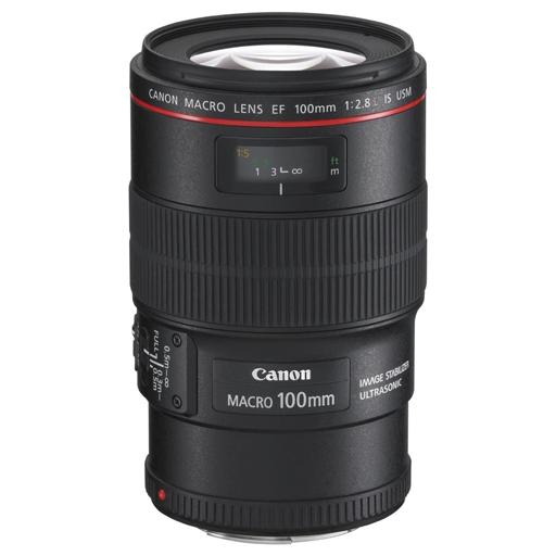 RO 03 CANON EF 100 MACRO – f.2.8 L IS USM - OTTICA FOTOGRAFICA EF CANON 100mm MACRO – f/2.8 L IS USM FF