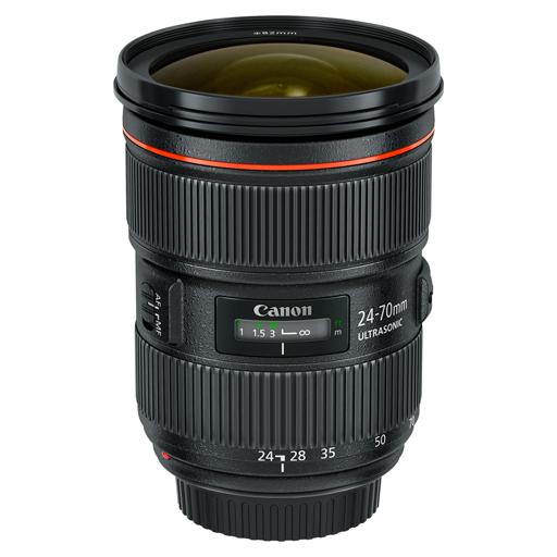 RO 06 CANON 28 70 F2.8 - OTTICA FOTOGRAFICA EF CANON 28-70mm – f/2.8 L USM FF