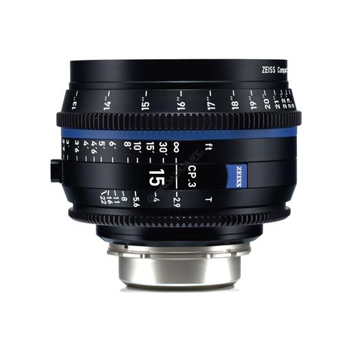 RO 22 - OTTICA CINEMA PL ZEISS 15mm – T/2.9 CP.3 FF