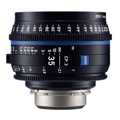 RO 24 - OTTICA CINEMA PL ZEISS 35mm – T/2.1 CP.3 FF