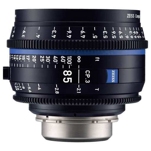 RO 26 - OTTICA CINEMA PL ZEISS 85mm – T/2.1 CP.3 FF