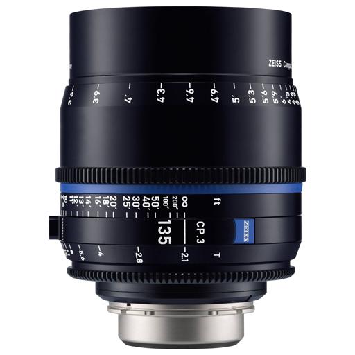 RO 27 - OTTICA CINEMA PL ZEISS 135mm – T/2.1 CP.3 FF