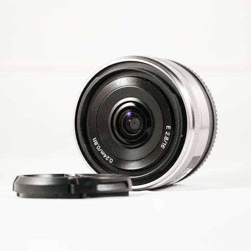 RO 28 - OTTICA FOTOGRAFICA E SONY 16mm - f/2.8 APS-C