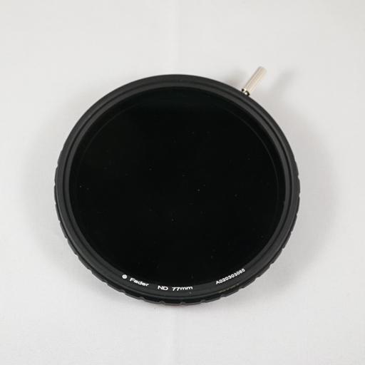 RF 05 - FILTRO CIRCOLARE NISI Fader 4-500 ND 77mm