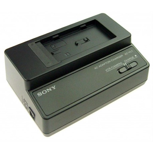 sony battery charger ac vl1 - CARICA BATTERIE SONY AC-VL1 (PER NP-F)