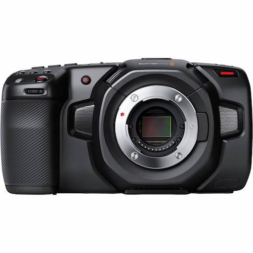 pocket - CINEMA Camera BLACKMAGIC Pocket EF-mount