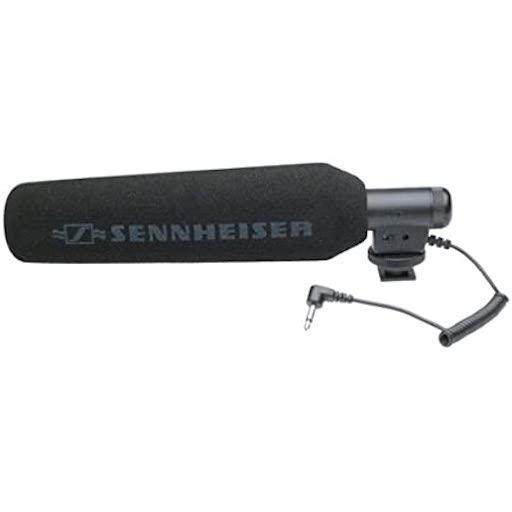 SENNHEISER MKE 300 - MICROFONO DIREZIONALE SENNHEISER MKE 300 CON ATTACCO JACK da 3,5 mm